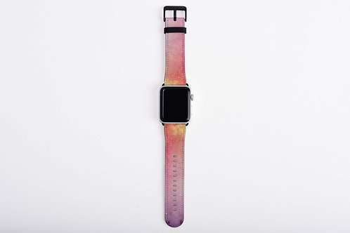 Galaxy Watercolor Forever Apple Watch Band