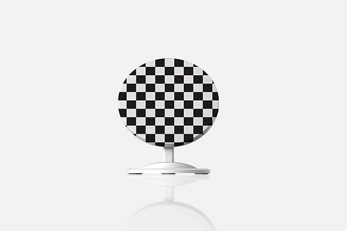 Checkered Flag Wireless Charger