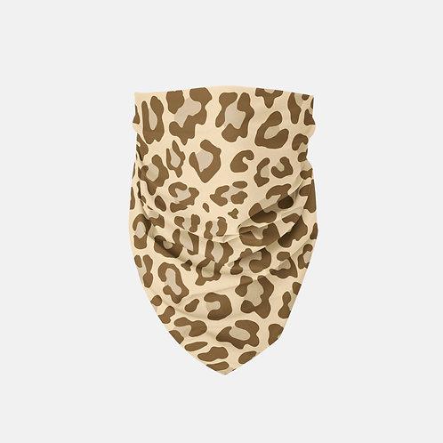 Leopard Print Designer Bandana