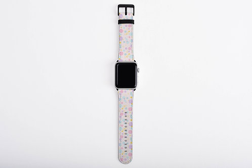 Easter Sweets Confetti Designer Apple Watch Band