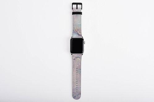 Unicorn Cotton Candy Glitter Designer Apple Watch Band