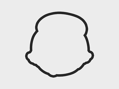 Turkey Bonnet Emoji | Turkey Emojis Vol. 1 Cutter