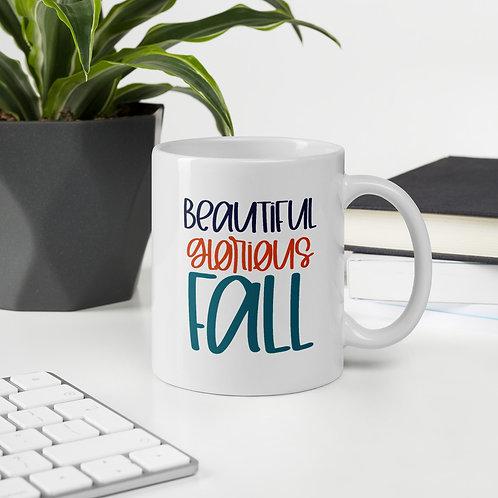 Beautiful Glorious Fall Fall Vol. 5 Mug