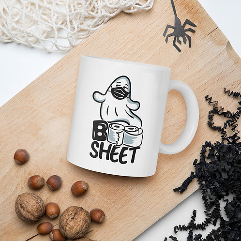 Ghost Mask Boo Sheet Ghost Boo Sheet Vol. 1 Mug