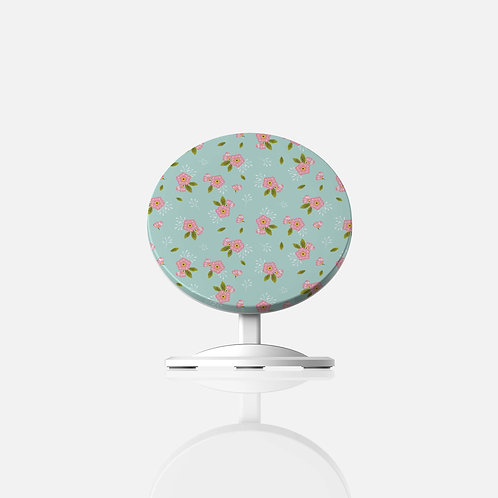 Grandma's Flowers Wireless Charger
