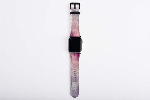 Galaxy Watercolor Jellyfish Apple Watch Band