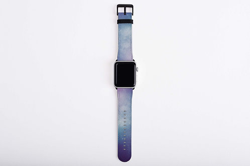 Galaxy Watercolor Life Apple Watch Band