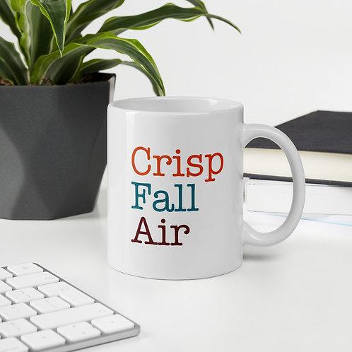 Crisp Fall Air Fall Vol. 5 Mug