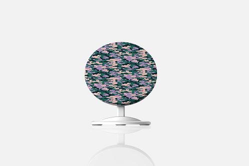 Camo Ori. Lavender Wireless Charger