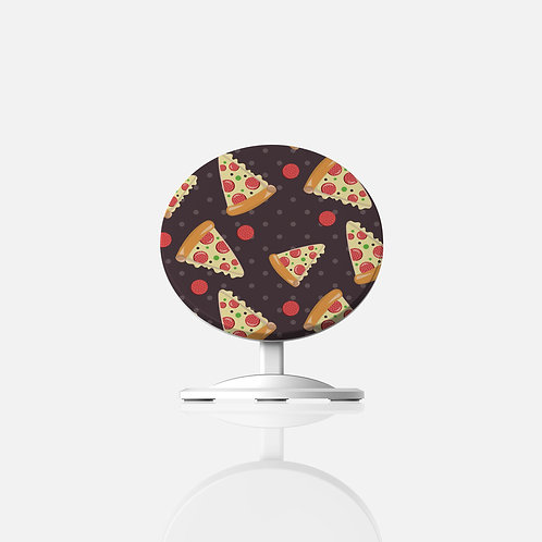 Pizza Lovers Pizza Slices Wireless Charger