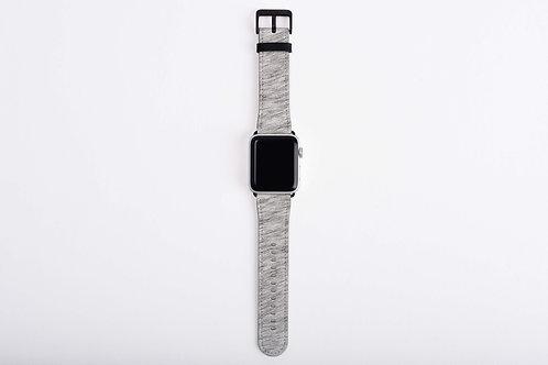 Polar Bear Skin Texture Print Apple Watch Band