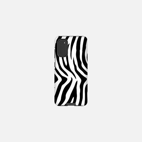 Zebra Print Tough Case