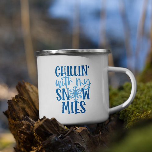 Chillin' With My SnowMies Winter Plus Vol. 1 Camp Mug