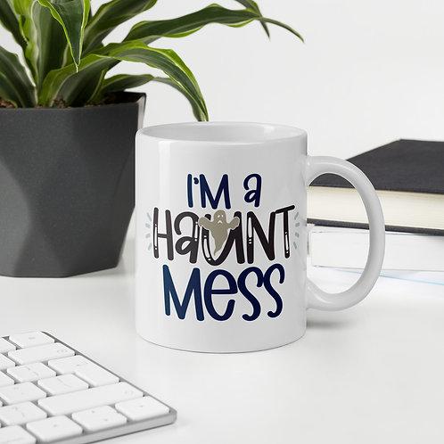I'm A Haunt Mess Halloween Life Vol. 1 Mug