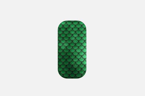 Emerald Luck Mermaid Scales Designer Clickit
