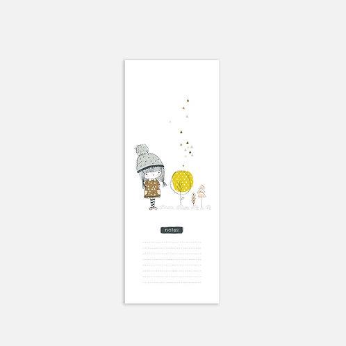 Whimsical Ye. January 2020 Half Sheet Notes