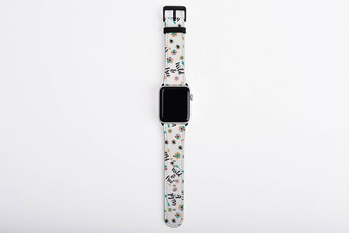 Wild & Free Tribal Arrows Designer Apple Watch Band