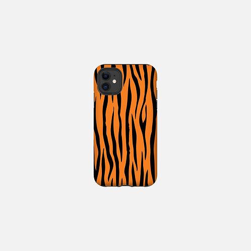 Tiger Print Tough Case