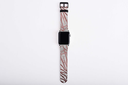 Luxury Safari Leaves Apple Watch Band
