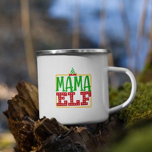 Mama Elf Winter Plus Vol. 1 Camp Mug