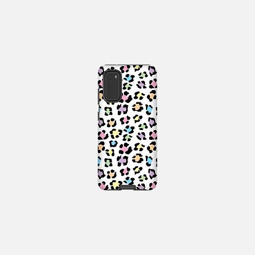 Pastel Snow Leopard Designer Tough Case