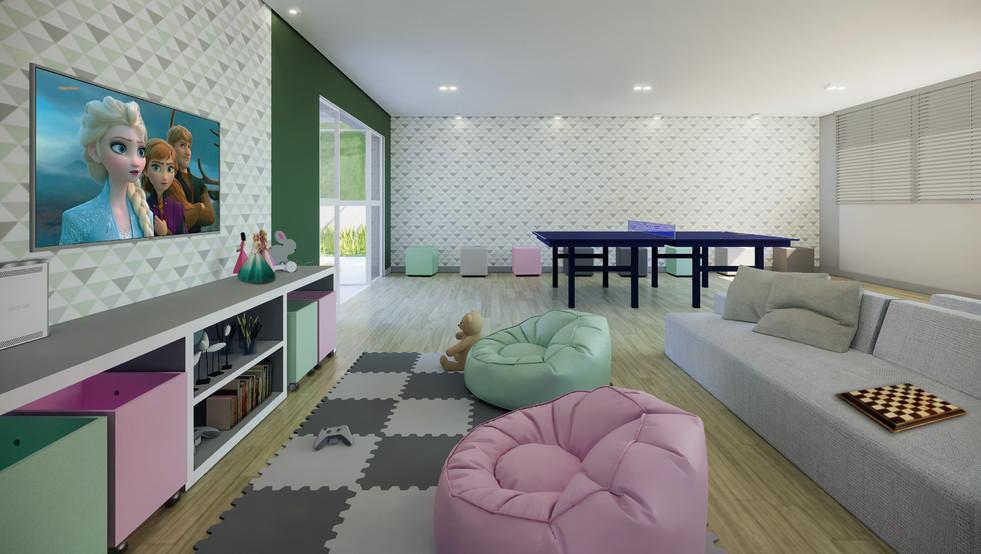 Inova Pirituba_Lounge Kids & Teens