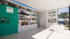 Inova Pirituba_Stand de Vendas interiores
