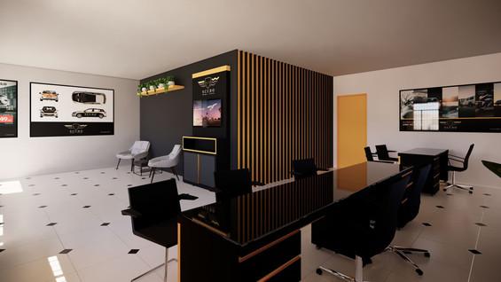 SCUDO_Sede interiores