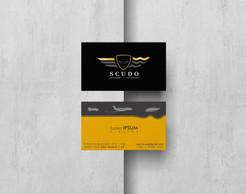 Scudo_Mockup Business Card