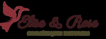 Logo Elise & Rose Cosmétiques naturels D