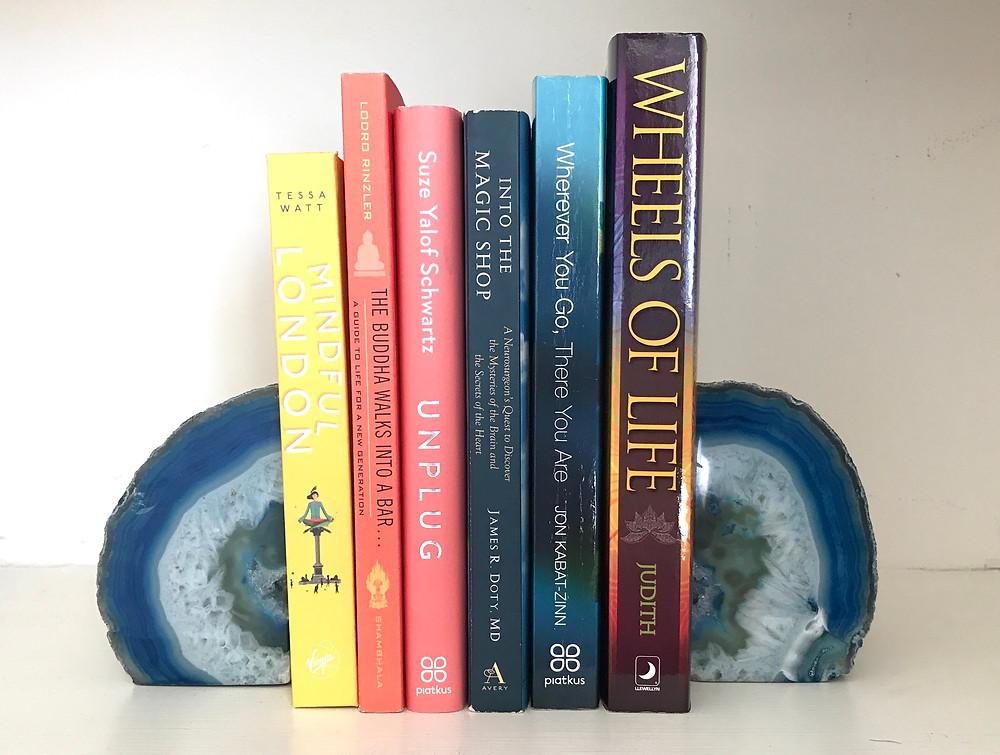 meditation book recommendations
