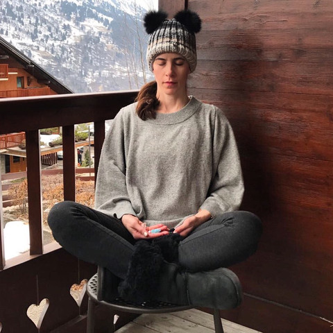 How Meditation Helped Me Be A Better Skier