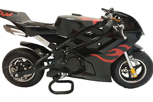 Minimoto Pocket Star 49cc Racing