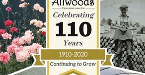 Celebrating 110 years!