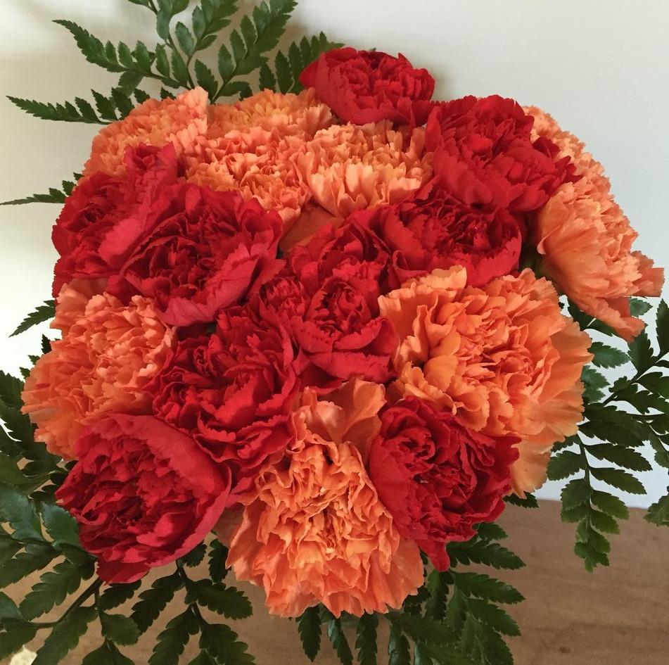 Sunset Bouquet
