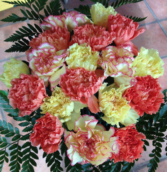 Gold Occasion Bouquet