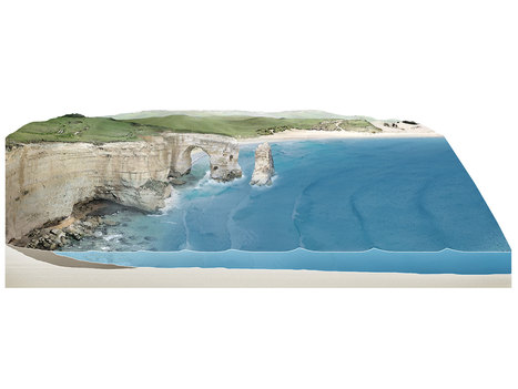 coast diagram