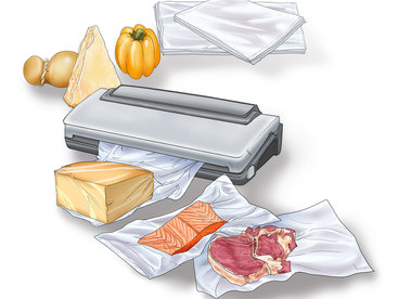 vacuum packing