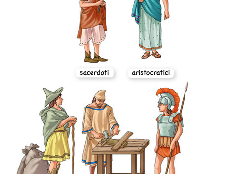 etruscan society