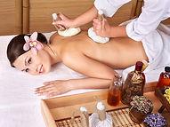 formation massages aux pochons