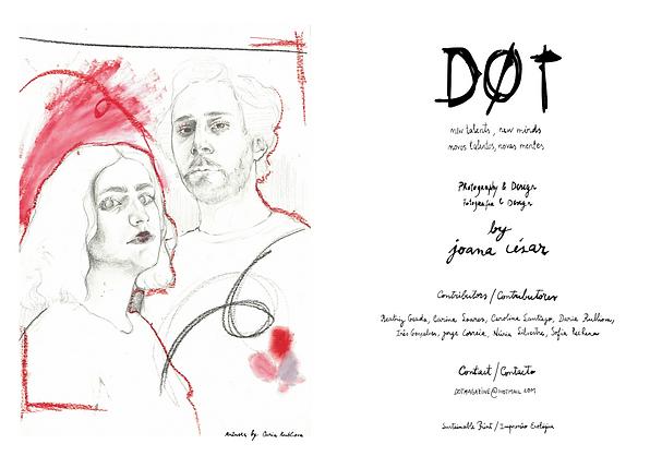 DØT Magazine BLUISH