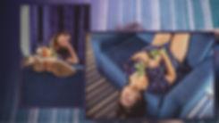 """Carolina Santiago - Collage """"Mariners Apartment Complex"""""""