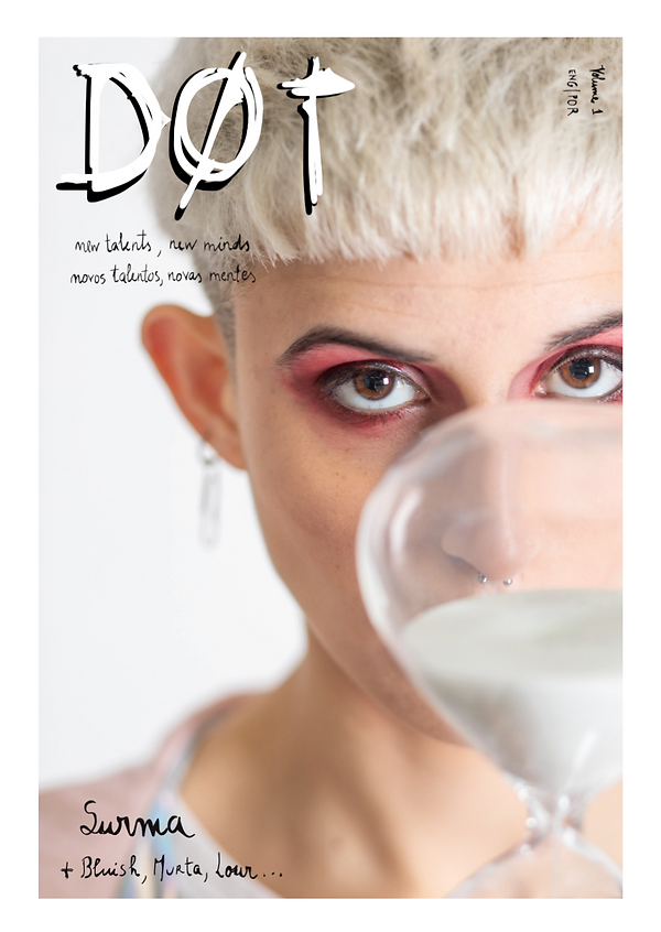 DØT Magazine - Cover Surma