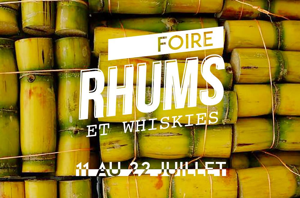 Foire aux Rhums et Whiskies
