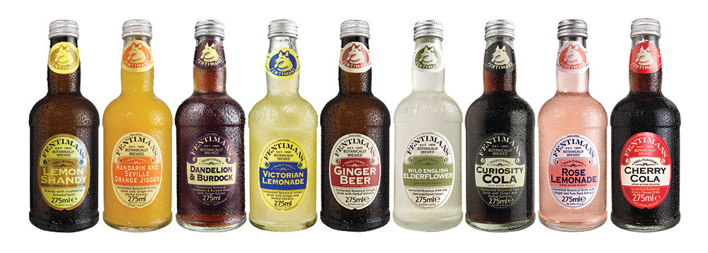 Boissons Fentimans