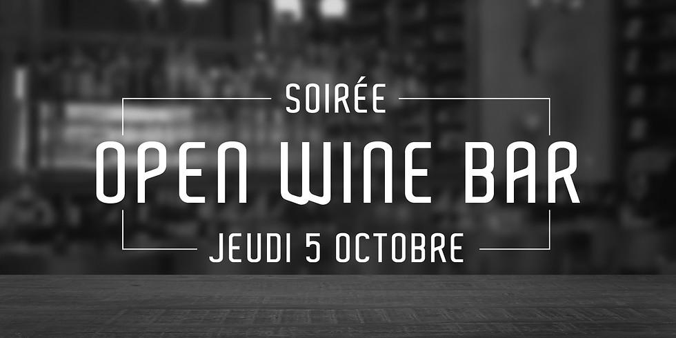 Open Wine Bar