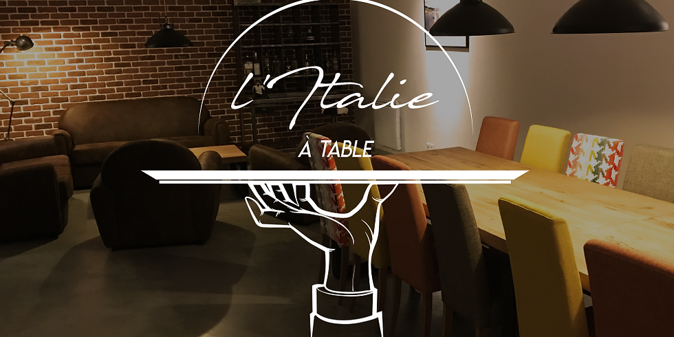 L'ITALIE A TABLE