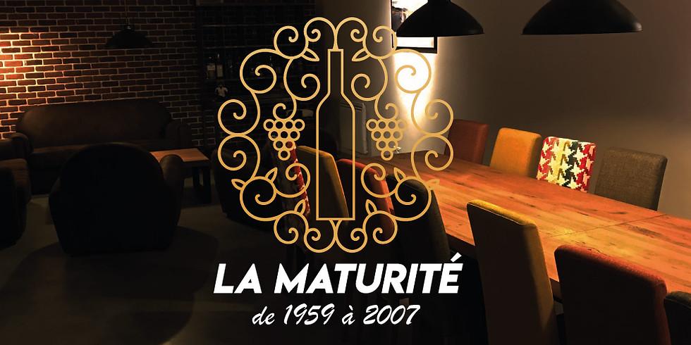 LA MATURITÉ DE 1959 À 2007
