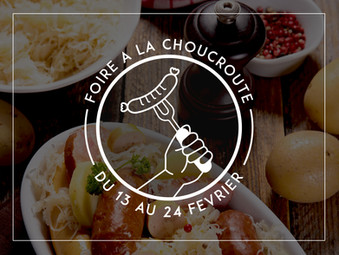 FOIRE A LA CHOUCROUTE | DU 13 AU 24 FEVRIER
