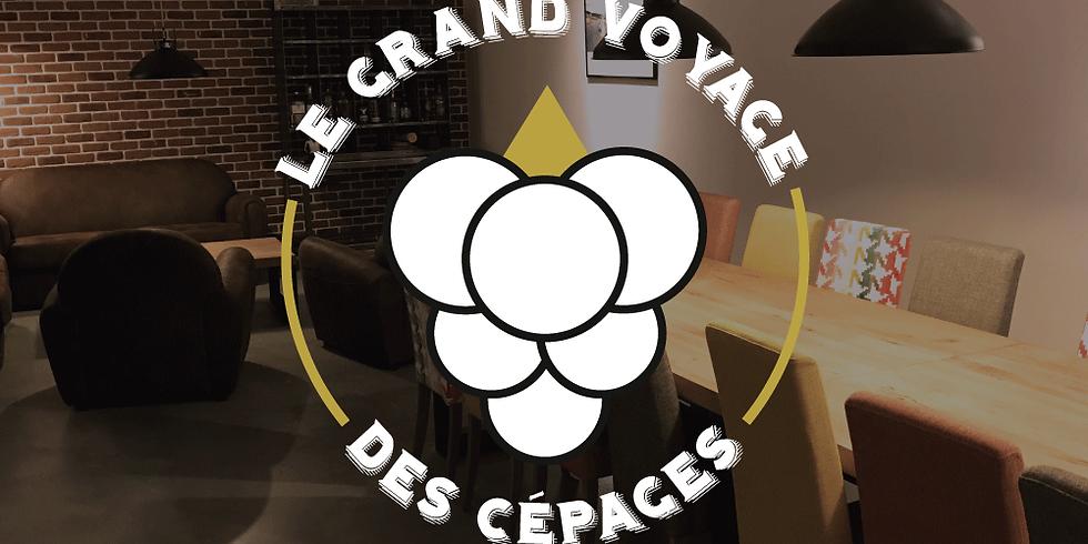 LE GRAND VOYAGE DES CÉPAGES